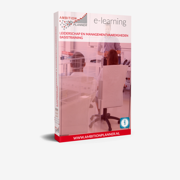e-learning leiderschap